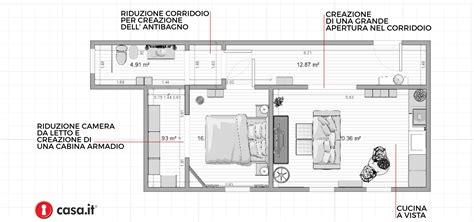 Casa 60 Mq by 60 Mq Una Ristrutturazione Economica Casa It