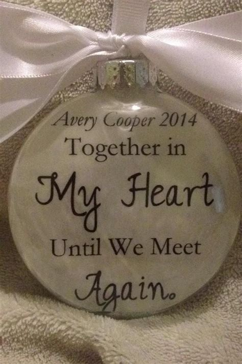 Ornaments To Remember Loved Ones - 453 best images about crafts on