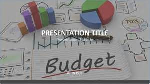 budget powerpoint template 7677 free powerpoint budget