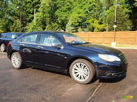 2012 Chrysler 200 Limited by Blackberry Pearl Coat 2012 Chrysler 200 Limited Sedan