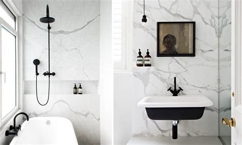 Gold Bath Shower Mixer Taps 6 quick and easy home updates for the long weekend