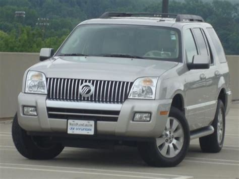 electric and cars manual 2006 mercury mountaineer electronic toll collection 2006 mercury mountaineer information and photos momentcar