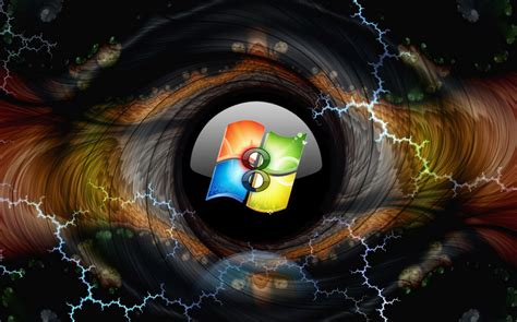 Theme Windows 7 Electric | windows themes danger the electric on your windows 8 and 7