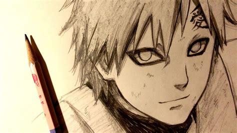 Drawing You Asmr by Asmr Pencil Drawing 101 Gaara Request