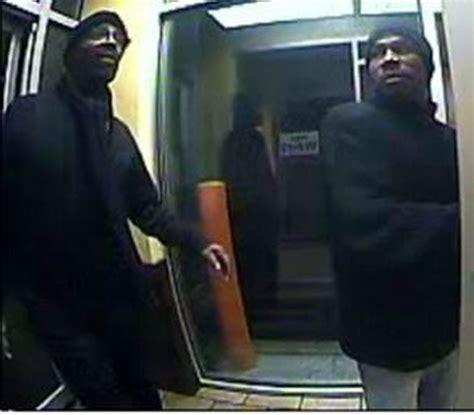 linden police seek men   robbed dunkin donuts