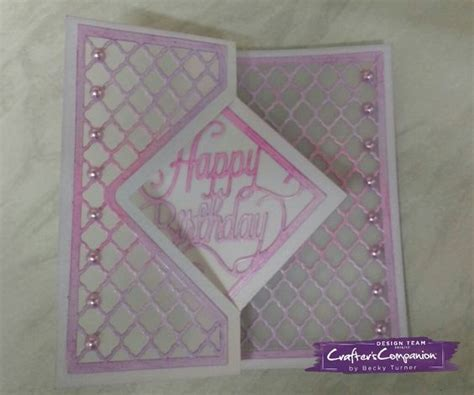 Kinetic Swing Card Template by 259 Best My Crafters Companion Design Team Makes Images On