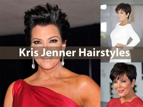 Jenner Hairstyles by Grey Hairstyles For 50 Hairstyle For