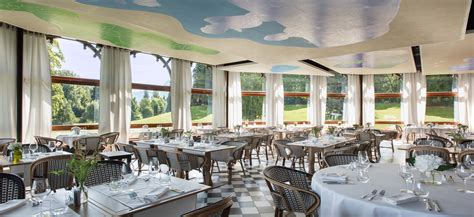 la veranda restaurant la v 233 randa la brasserie chic de l h 244 tel royal 5 233 toiles