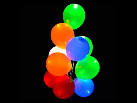 palloncini illuminati oltre 25 fantastiche idee su palloncini ad elio su