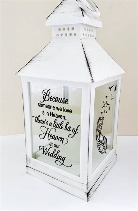 wedding remembrance gift remembering a loved one at a