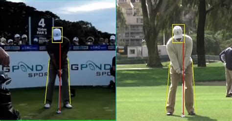 tiger woods golf swing analysis tiger woods swing analysis 2009 to now tiger woods swing