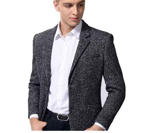 Blazer New Grey new sale flashy dongkuan thick wool new gray blazer