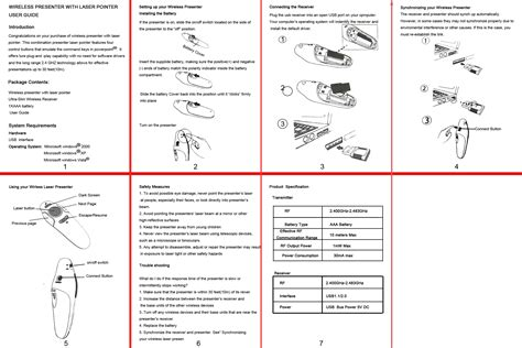 wifi layout guide manuals esynic