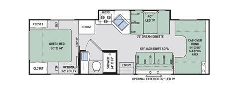 Four Winds Rv Floor Plans ? Gurus Floor