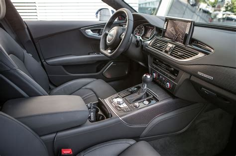 Rs7 Interior by 2014 Audi Rs 7 Drive Photo Gallery Motor Trend