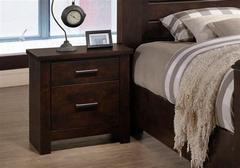 standing ls for bedroom brockett dark brown night stand evansville overstock