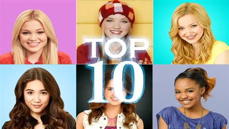 best tv characters top 10 best disney channel characters females