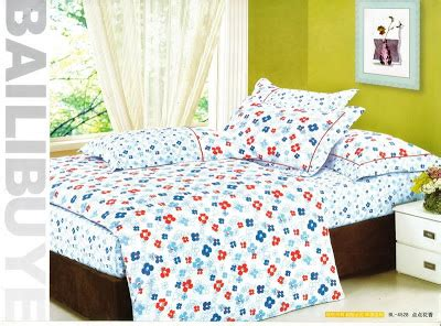 Sprei Bed Cover Katun Panca Ukuran 200x200 Motif Elora jual sprei bed cover aneka macam bantal