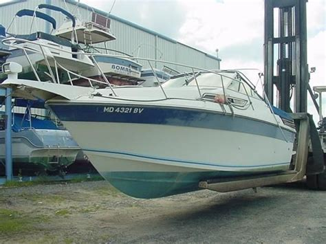 boats for sale aruba used 1988 wellcraft aruba 232 chesapeake city md 21915