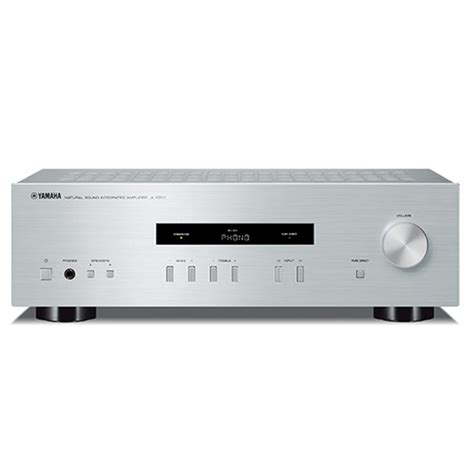 Yamaha A S201 a s201 overview hifi components audio visual