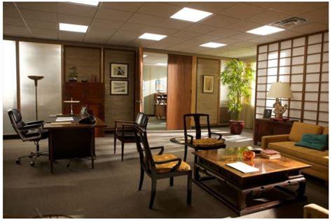 office set design bert cooper s japanese inspired office room love the