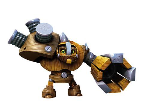 Kaos 3d T Rex 4 krankenstein villain skylanders wiki fandom powered