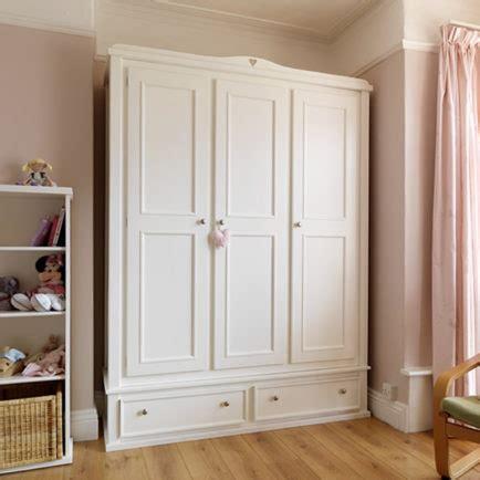 3 door 2 drawer wardrobe in bone white aspenn furniture