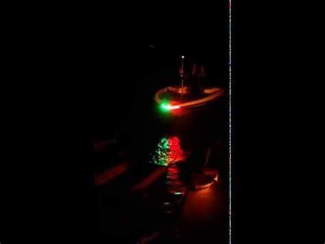 new led boat navigation lights youtube - Navigation Lights On Boat Not Working