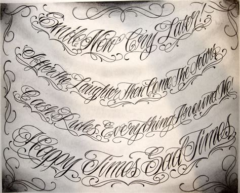 tattoo fonts with stars boog gentleman studio design gallery