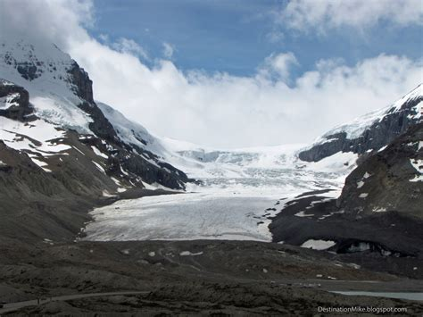 Gorilla by Destination Mike Athabasca Glacier Icewalk