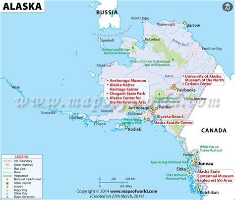 sun map usa alaska map for free and use the map of alaska