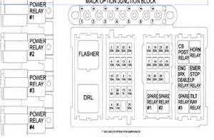 wiring diagram for mack dm model wiring get free image