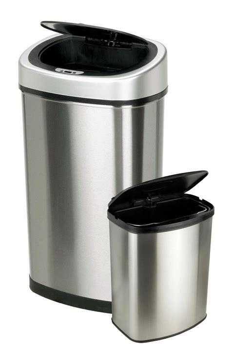 stars infrared motion sensor lid open trash cans