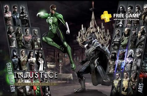 Kaset Bd Ps4 Injustice 2 official ps plus december 2014 preview for ps4 ps3