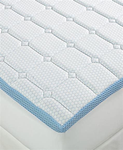 Foam Mattress Topper Xl by Sensorgel 3 Quot Quilted Memory Foam Xl Mattress Topper