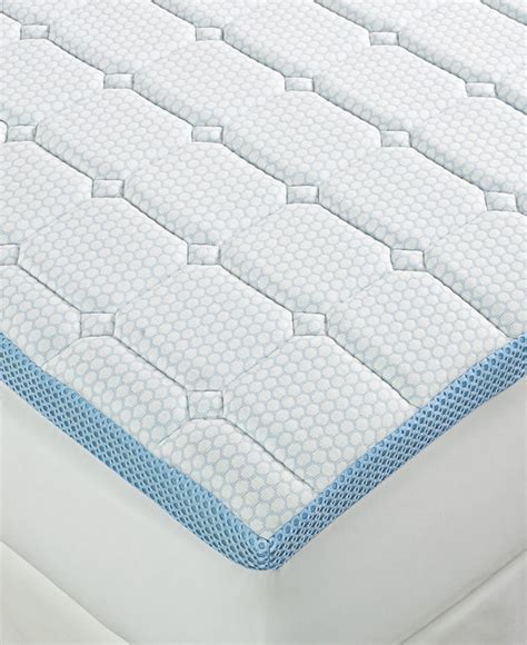 Xl Foam Mattress Pad by Sensorgel 3 Quot Quilted Memory Foam Xl Mattress Topper