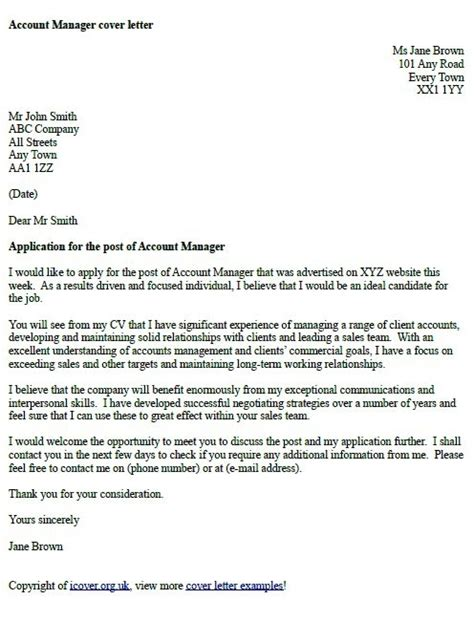 cover letter exles uk letters free sle letters