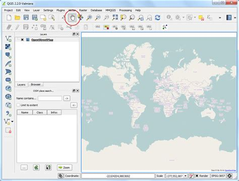 qgis tutorial openstreetmap searching and downloading openstreetmap data qgis