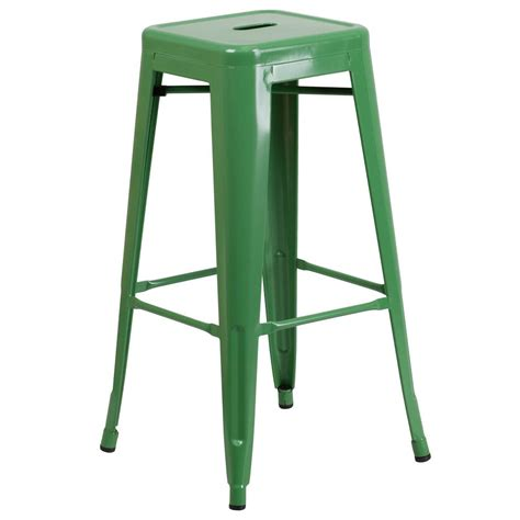 Bowel Green Stool by Flash Furniture 30 In Green Bar Stool Ch3132030gn The