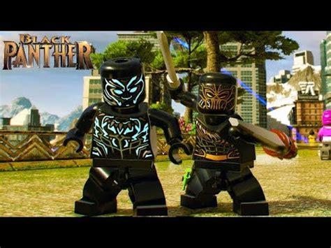 lego 174 marvel super heroes 2 black panther dlc trailer lego marvel super heroes 2 all black panther movie