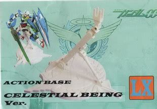 Base 1 Celestial Being base 1 celestial being ver cho mg rg hg bb china
