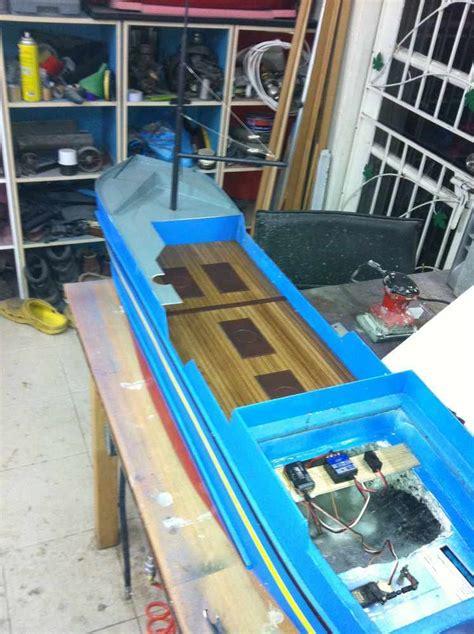 rc ship plans