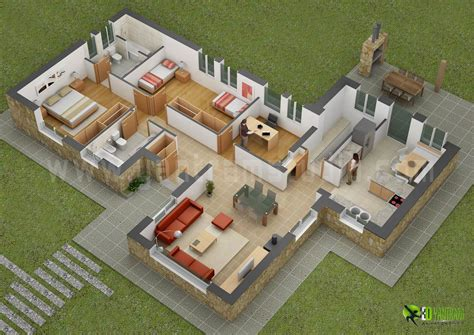 floor plan 3d house building design 3d floor plan design interactive 3d floor plan yantram studio