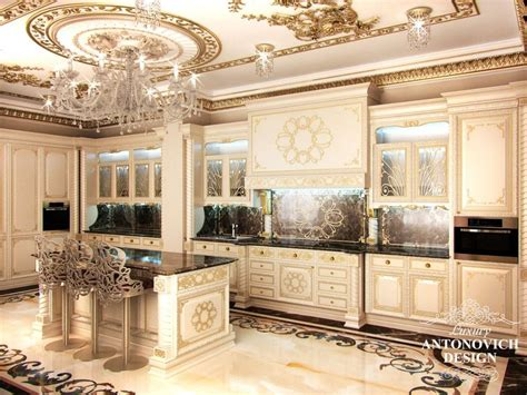 Kitchen Luxury Design Antonovich Design Kitchen Recherche Bigger Luxury кухни Kitchens