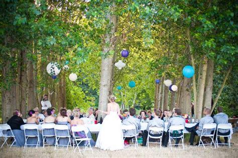 plan a backyard wedding 10 tips to a successful outdoor wedding onewed