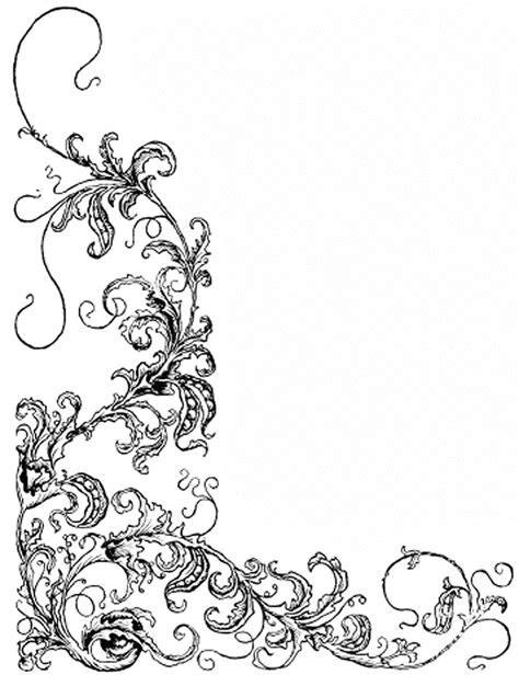 Free Clip Art Graphic Design Tips School Wedding | wedding corner border clipart clipground