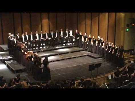 choir sections choir the videolike