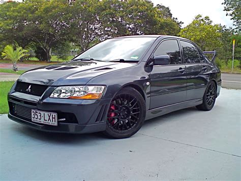 mitsubishi evolution 7 2001 mitsubishi ralliart evo evolution vii boostcruising
