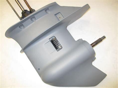 used outboard motors long shaft for sale 0438617 lower unit evinrude 4 stroke long shaft complete