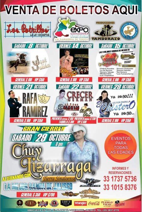 Calendario Xmatkuil 2017 Expo Ganadera Jalisco 2016 191 D 243 Nde Hay Feria